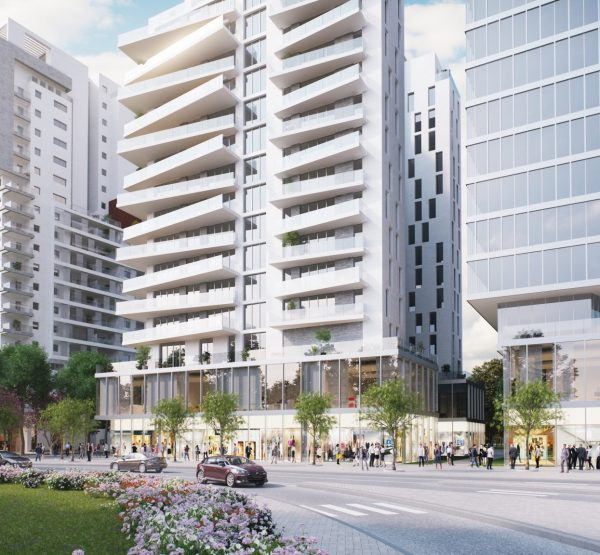 Shoval Kiryat Yam Project for occupant