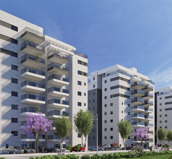 Beer Sheva Touch Project for occupant